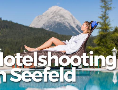 Hotelshooting: Wellnesshotel Schönruh**** in Seefeld (Teil 2)