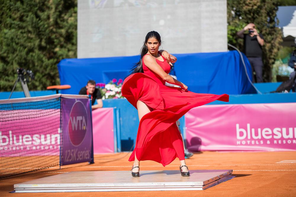 Ana Karla Suarez Bol Open Final 2016 - Photo: David Johansson