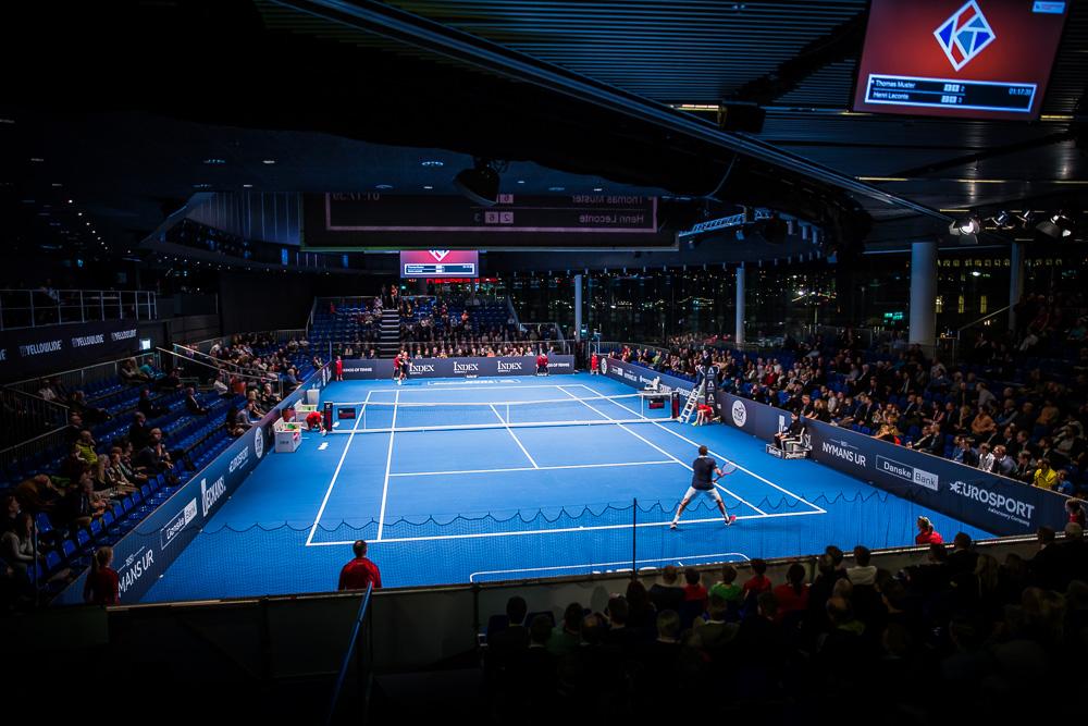 Kings of Tennis Centercourt