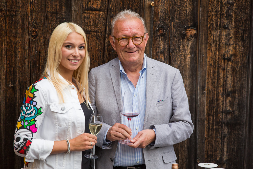 Vernissage Hotel Hirschen Schwarzenberg Juli 2016 - Photo: David Johansson